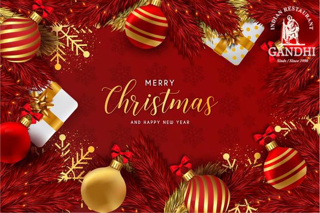 Christmas Joyable With Indian Food
